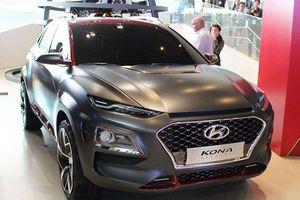 Hyundai Kona bao giờ chính thức ra mắt thị trường Việt?