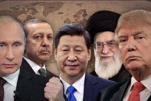 Mỹ đối đầu 'bộ tam' Nga-Thổ-Iran: Thiểu số có thắng đa số?