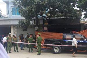 Cặp vợ chồng ở Điện Biên bị giết: Hung thủ bắn bao nhiêu đạn?