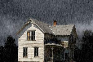 3 bí kíp sơn nhà trong mùa mưa bão