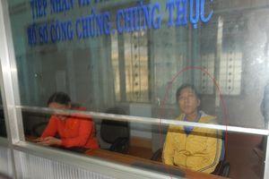 Cán bộ từ chối tiếp công dân trong giờ hành chính