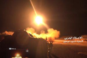 Chiến binh Houthi tấn công diệt hàng trăm lính Ả rập Xê út hậu thuẫn