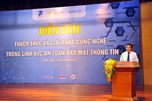 VNPT phối hợp tổ chức Diễn đàn chuyên sâu về An toàn thông tin