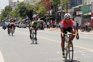 Chặng 7 giải xe đạp đồng bằng sông Cửu Long: Nỗ lực tách tốp để về đích đến thành công