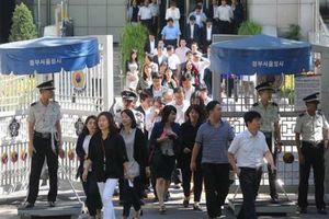 Thị trường việc làm Hàn Quốc trong tình trạng 'đóng băng'