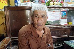 Cha già đau đớn kể lại giây phút hung thủ sát hại 2 vợ chồng ở Hưng Yên