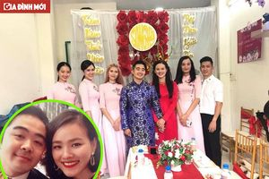 Tuyết Lan Next Top kết hôn với bạn trai doanh nhân, đẹp rạng ngời trong đám hỏi