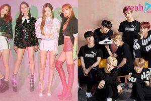 BLACKPINK và BTS trở thành 2 nhóm nhạc đầu tiên của Kpop giành được nút kim cương Youtube