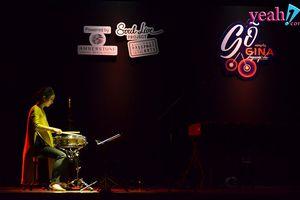 Khán giả Sài Thành hào hứng khám phá 'Gõ' bằng cơ thể và những vật liệu nhà bếp cùng nghệ sĩ Gina Hyungi Lee