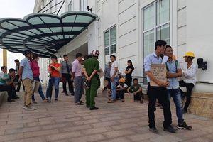Nhà thầu dự án dát vàng ở Đà Nẵng bị tố chậm lương công nhân