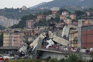 Vụ sập cầu cạn tại Italy: Nhiều nạn nhân vẫn bị chôn vùi