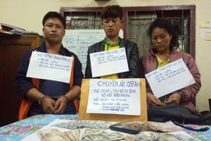 Bắt vụ vận chuyển 30.000 viên ma túy từ Lào vào Việt Nam
