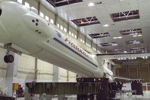 Nga sắp chế tạo tên lửa đẩy có thể tái sử dụng để chạy đua với SpaceX