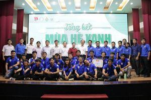 Trường ĐH Giao thông vận tải TP. Hồ Chí Minh: Tổng kết chiến dịch tình nguyện Mùa hè Xanh 2018