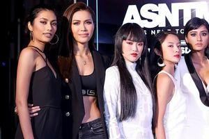 Minh Tú khoe on thon, đọ sắc bên dàn thí sinh Asia's next top model 2018