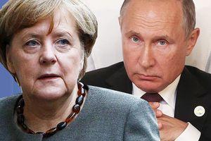 Bà Merkel bất ngờ 'hạ tầm' ý nghĩa thượng đỉnh Nga, Đức