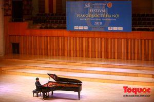 Tổng kết trao giải Festival Piano Quốc tế Hà Nội
