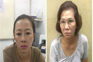 Bắt giữ 2 nữ quái giở trò ảo thuật chiếm đoạt tài sản của du khách nước ngoài