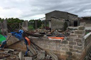 Hải Dương: Hỗ trợ người dân bị ảnh hưởng của lốc xoáy