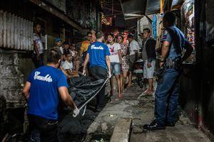 Hệ lụy phía sau cuộc chiến chống ma túy đẫm máu tại Philippines