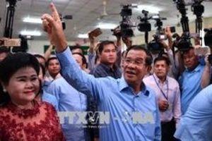 Thủ tướng Campuchia Samdech Hun Sen được tái bổ nhiệm