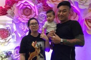 Hạnh phúc vỡ òa sau 9 năm có con của cặp vợ chồng mang gen thalassemia