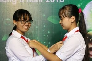 Quỹ Hạt giống Việt tiếp sức cho học sinh nghèo đến trường