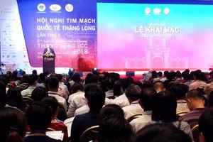 Khai mạc Hội nghị quốc tế về tim mạch