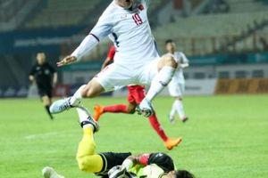 Quang Hải khẳng định Olympic Việt Nam mạnh hơn đội hình đoạt HCB U23 châu Á