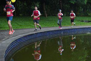 Hơn 1.000 cán bộ, nhân viên Agribank chạy bộ gây quỹ từ thiện