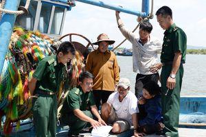 Chủ động, đoàn kết bảo vệ chủ quyền an ninh biển, đảo