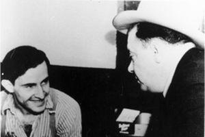 Xót xa nụ cười của người 'tử tù vô tội' trước khi bị hành hình