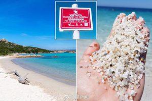 Lạ: Lấy một nhúm cát bị phạt hàng chục triệu đồng