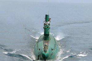 Triều Tiên đang đóng tàu ngầm phóng tên lửa đạn đạo mới?