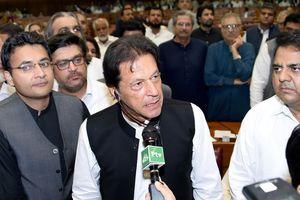 Huyền thoại cricket trở thành thủ tướng Pakistan