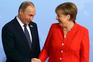 Đức: Đảng Cánh tả hy vọng quan hệ Đức - Nga sớm khôi phục