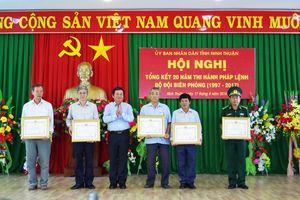 Ninh Thuận: Xây dựng 162 tổ tàu thuyền đoàn kết khai thác hải sản trên biển