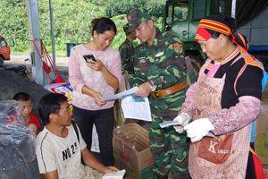 Khẳng định vai trò nòng cốt,chuyên trách trong quản lý, bảo vệ chủ quyền an ninh biên giới