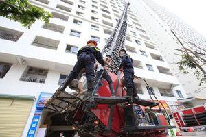 Hà Nội: Tăng cường kiểm tra, xử lý nghiêm vi phạm PCCC đối với nhà tái định cư