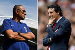 Lịch thi đấu Ngoại hạng Anh 18/8: Chelsea đại chiến Arsenal