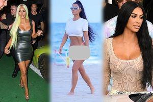 Kim Kardashian – 'Tắc kè hoa' nóng bỏng của showbiz
