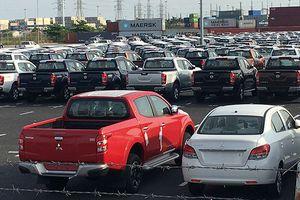 Gần 25.000 ô tô nhập về, VAMA vẫn kêu khó