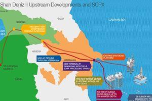Hơn 4,3 tỷ mét khối khí đã được vận chuyển qua tuyến đường ống BTE (Azerbaijan)