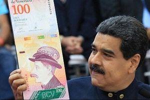 Venezuela khó thanh toán khoản trái phiếu đáo hạn 1,1 tỷ USD vì không có tiền