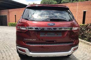 Ford Everest ra mắt khách Việt cuối tháng 8, giá dự kiến 850 triệu đồng