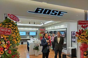 Khai trương cửa hàng Bose chuẩn quốc tế đầu tiên Việt Nam
