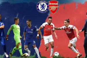 Báo chí Anh nhận định Chelsea sẽ giành chiến thắng trong cuộc đối đầu Arsenal