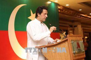 Ông Imran Khan tuyên thệ nhậm chức Thủ tướng Pakistan