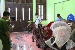 Vụ vợ chồng bị sát hại tại nhà ở Hưng Yên: Công an kêu gọi tố giác kẻ gây án