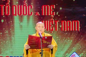 Xúc động với Chương trình: 'Tự hào Tổ quốc - Mẹ Việt Nam'